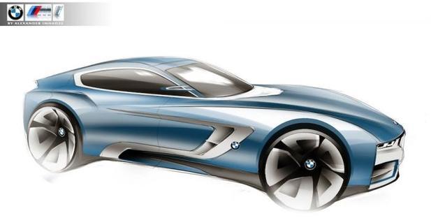 Future BMW Z5: un coupé et un roadster avec Toyota...