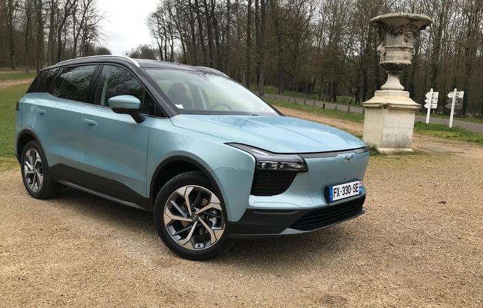 2022 - [Volvo] XC100 S1-essai-video-aiways-u5-666717