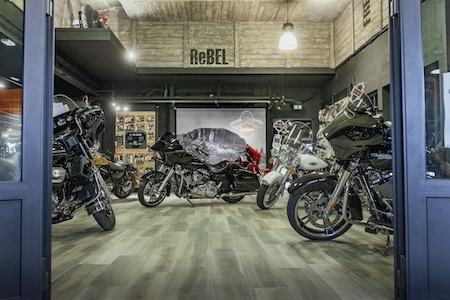 Harley-Davidson Lyon: week-end d'inauguration le 30 septembre 2016