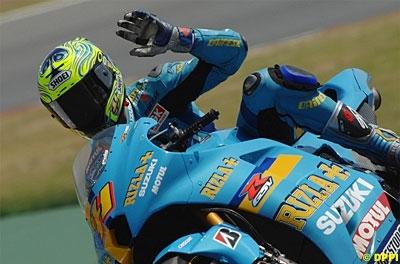 Moto GP 2008: Vermeulen avec Suzuki pour deux saisons de plus.