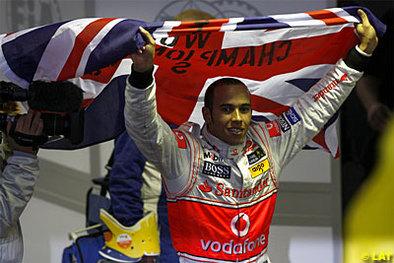 Formule 1 - Hamilton: Lewis membre de l'ordre de l'Empire britannique