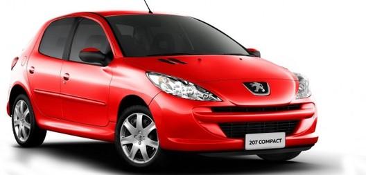 Peugeot 207 Compact: la 206 a de beaux restes
