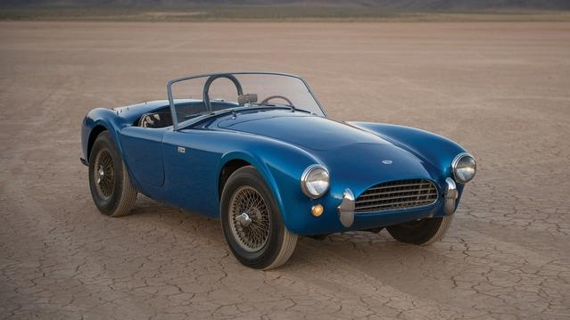 La toute première Shelby Cobra bientôt à vendre