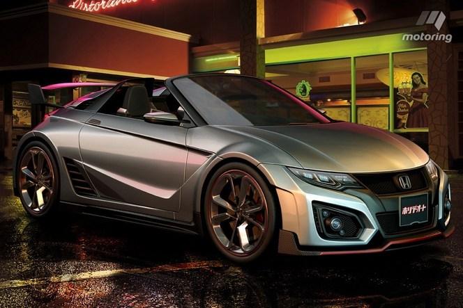 Honda réfléchirait à une S1000 pour le reste du monde