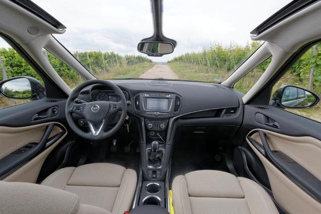 Essai vidéo - Opel Zafira restylé: le boomerang n'est plus