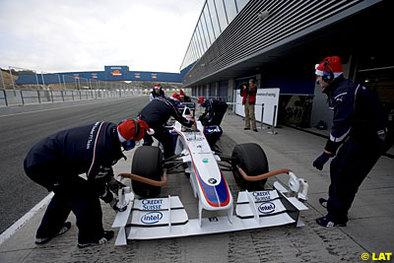 Formule 1 - BMW: Kubica ne considère que le résultat