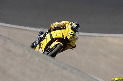 Moto GP: Etats Unis: Un week-end à oublier pour Sylvain.