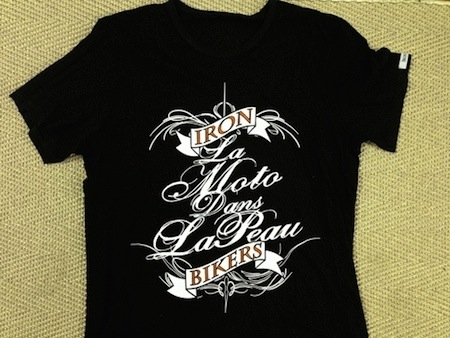 Iron Bikers: les tee-shirts pour Noël