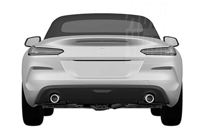 Voici le nouveau BMW Z4
