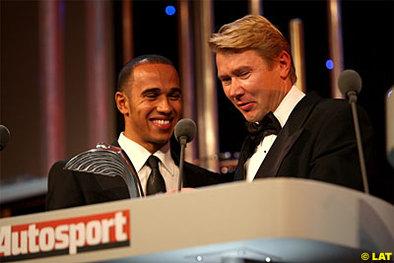 Formule 1: Mika Häkkinen souhaite ses bons voeux