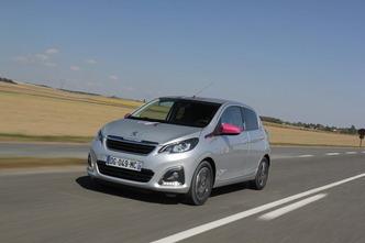 Peugeot 108 Active 3p11250€