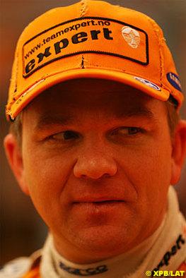 Rallye - Ford: Solberg a signé... Henning !