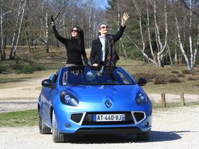 Nos drôles de dames testent le Peugeot RCZ