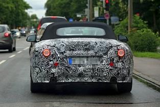 Surprise : le futur BMW Z5 prend l'air à Munich