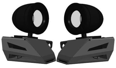 Alarmex: des feux directionnels pour la moto