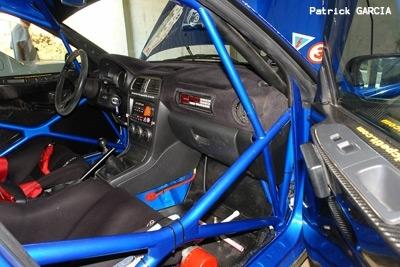 Arsouille Live : Yamaha WR450F contre Subaru Impreza Gr N. 2/3