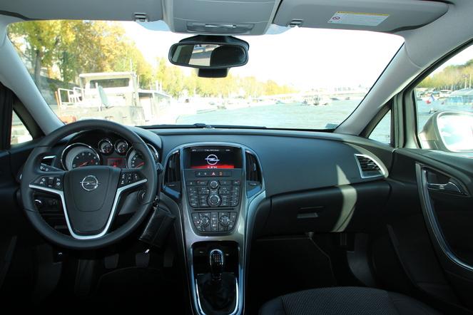 Essai - Opel Astra 1.6 CDTI 110 ch : elle fait le job