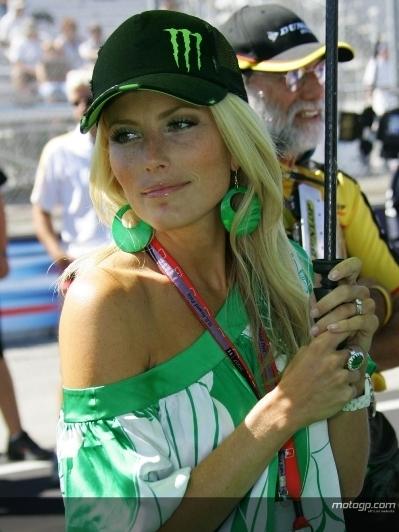Les demoiselles du Paddock : Grand Prix des Etats-Unis
