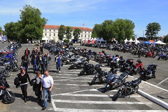 Journées Nationales de la Moto et des Motards 2015 : rendez-vous les 27 et 28 juin 2015 à Fontainebleau