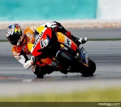 Moto GP - Honda: Un directeur technique suivra la saison sur le terrain