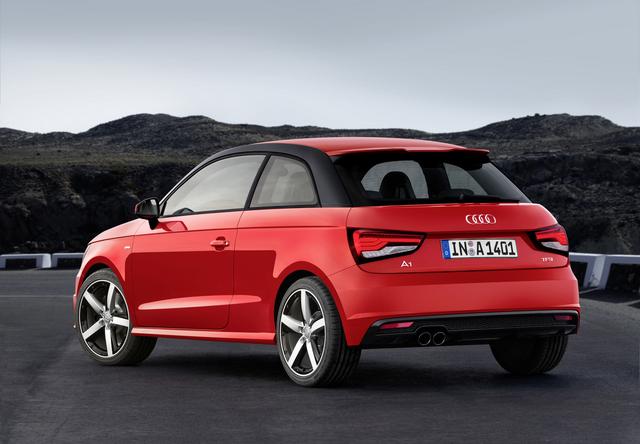 Voici les nouvelles Audi A1 et A1 Sportback restylées