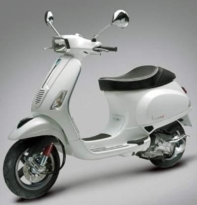 Salon de la moto 2007 : Aprilia, Derbi, Gilera, Moto Guzzi, Piaggio et Vespa aux abonnés absents.