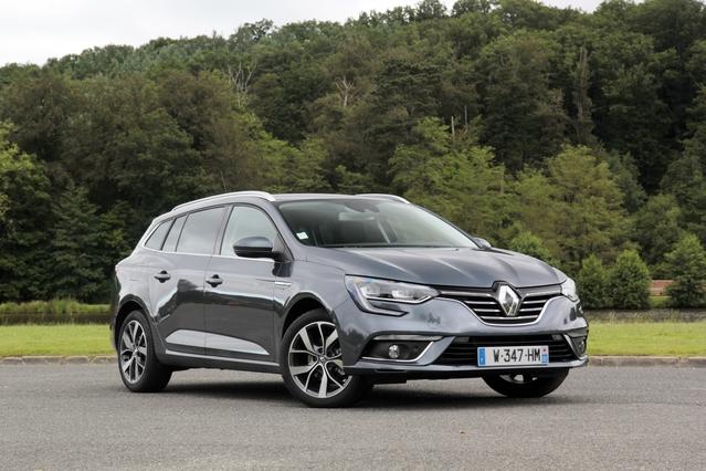 Essai vidéo - Renault Mégane Estate : les deux font la paire