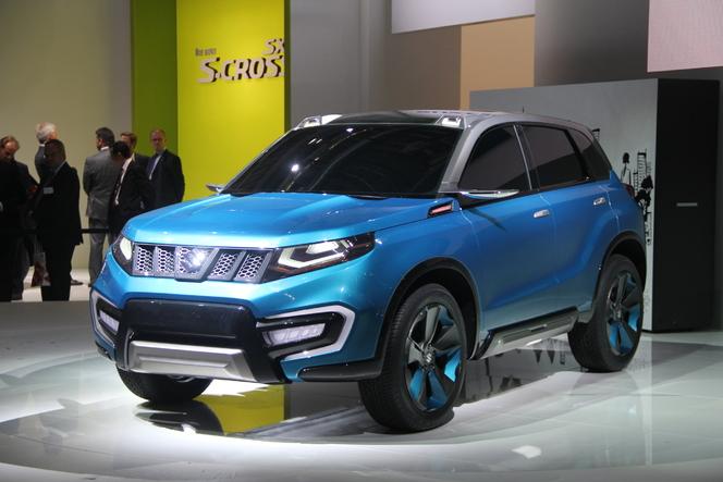 2014 - [Suzuki] Vitara - Page 6 S1-En-direct-du-salon-de-Francfort-2013-Suzuki-iv4-le-nouveau-visage-de-Suzuki-302446