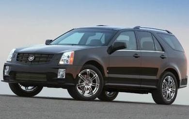 Détroit 2009 : Nouveau Cadillac SRX officiel