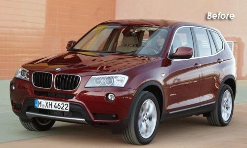 Nouveau BMW X3 : ne serait-il pas mieux comme ça ?