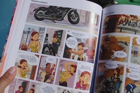 "Lu pour vous: BD ""Miss Harley"", le tome 1"