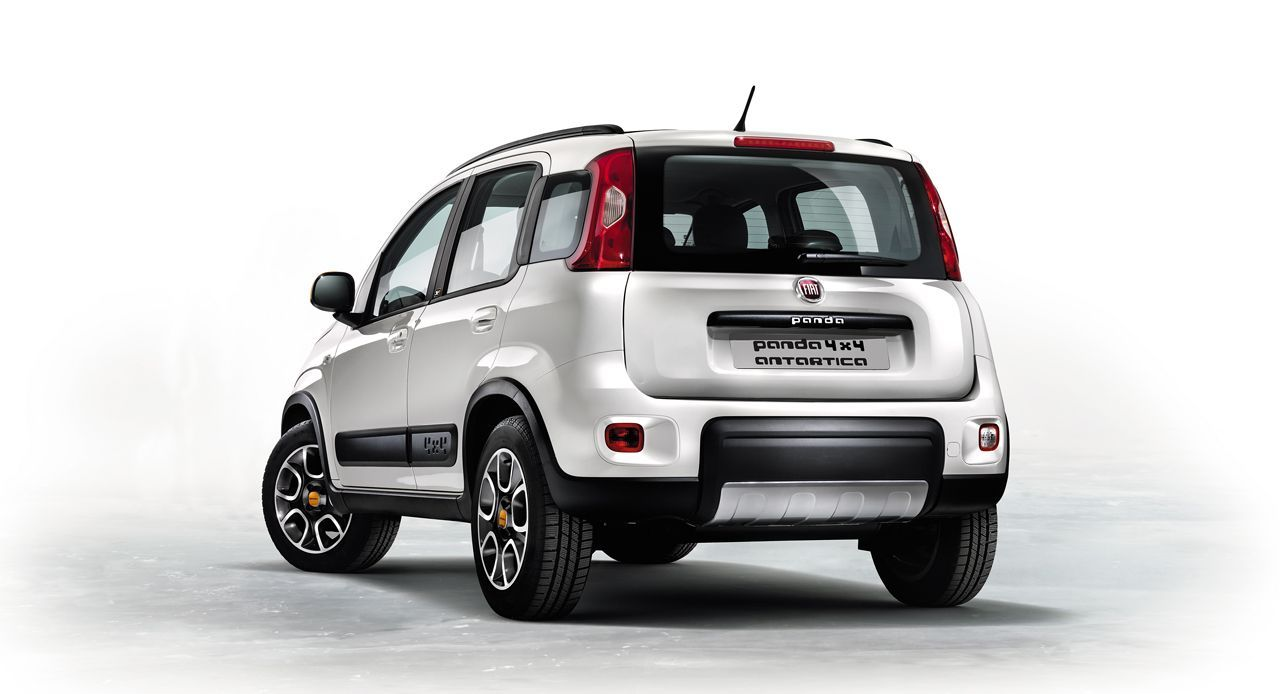 toutes les nouveaut s de francfort 2013 fiat panda 4x4 antartica. Black Bedroom Furniture Sets. Home Design Ideas