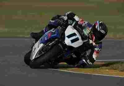 Moto GP: Ben Spies le dit, en 2009 il est chez Suzuki.