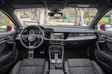 Wiser, the interior of the A3 is more ergonomic.  The quality was better in the past.