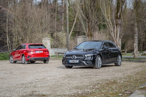 The A250e promises up to 76 km of autonomy, against 67 for the A3.  A difference that we will find in real use.
