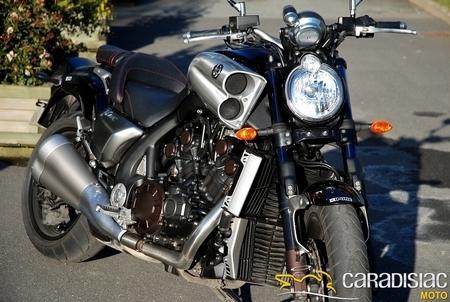 Essai - Yamaha 1700 Vmax 2010 : Le retour de la légende...
