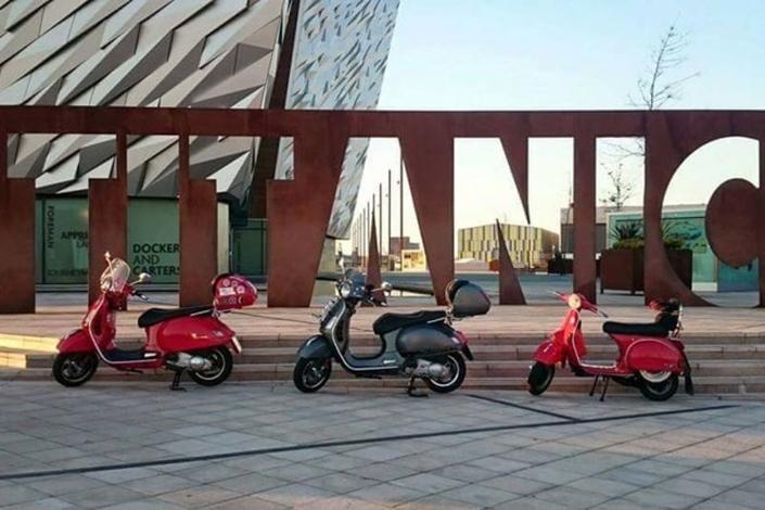 Tucano Urbano: en juin ça sera entre Belfast et Biarritz