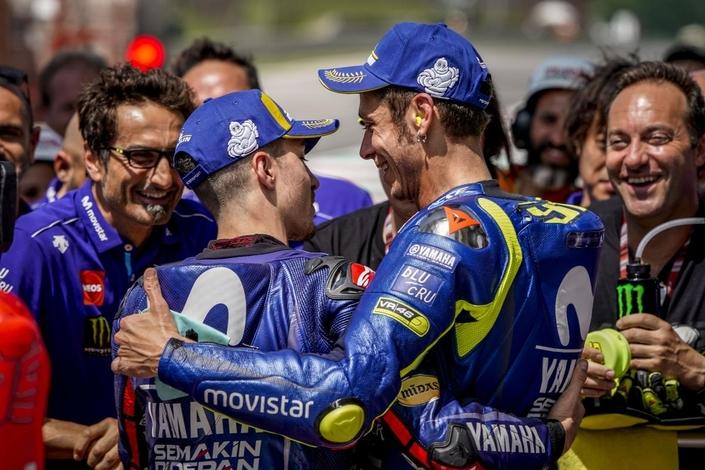 MotoGP - Catalogne: les espoirs de Valentino Rossi