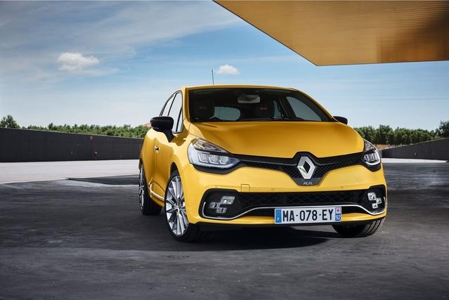 Renault Clio restylée: voici les nouvelles RS et GT Line (+tarifs)