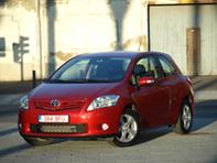 Essai - Toyota Auris restylée : Auris-bis