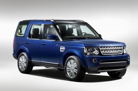 Land Rover présente la version 2014 du Discovery
