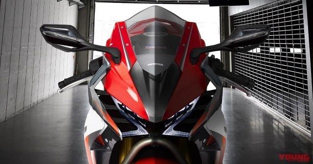 Nouveauté - Honda: le projet CBR 1000 RR V4 avance