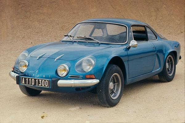 Il Tait Une Fois L Alpine A110 1600 Sx