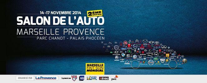 Le salon de l'automobile de Marseille a ouvert ses portes