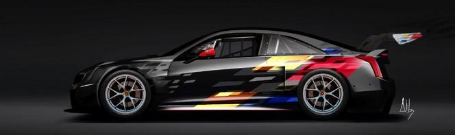 Los Angeles 2014 - Voici la nouvelle Cadillac ATS-V.R