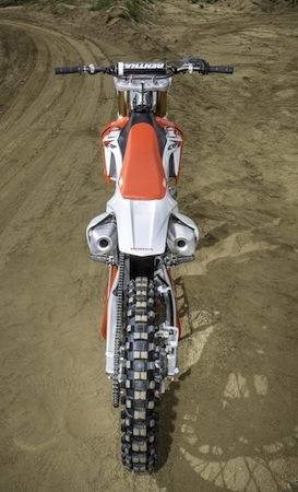 Honda CRF250R 2014: dans les traces de sa grande soeur