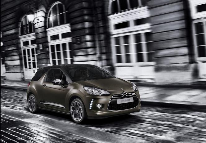 Citroën lance les DS3 séries limitées Graphic Art et Just Mat