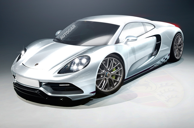 La Porsche à moteur central toujours pas validée