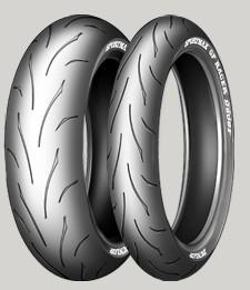 Nouveauté Dunlop : D209 GP Racer