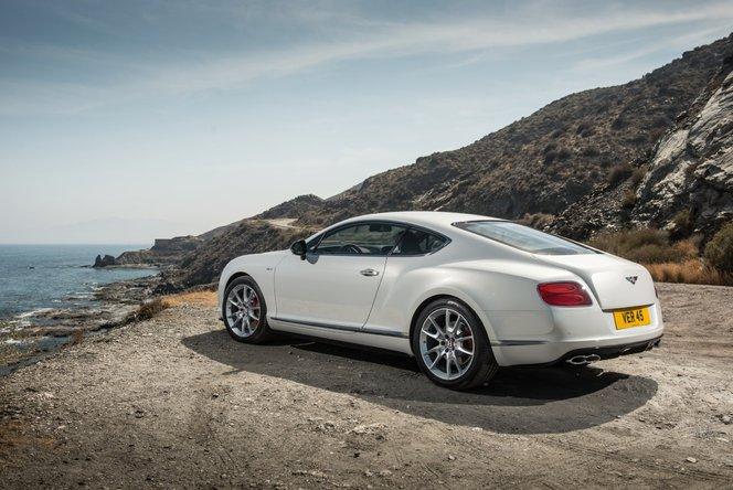 """Toutes les nouveautés du salon de Francfort 2013 - Bentley Continental GT V8 S: avec un """"S"""", comme """"sport"""""""